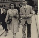 anni 40 a Pisa