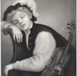 1960 Bambino addormentato
