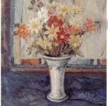 1965  Natura morta con fiori