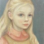 1971  Ulla  olio su tela cm 33x24