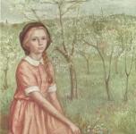 1976  Primavera  olio su tela cm 73x60
