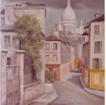 1979  Parigi, Rue Norvins
