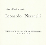 1981, Parigi, Galleria Ror Volmar