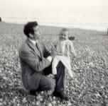 metà anni 50 in Inghilterra con il figlio David